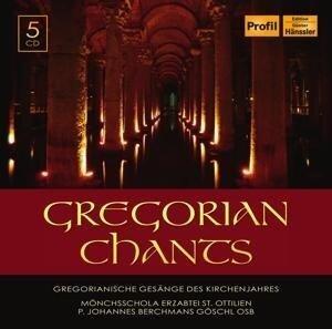 Gregorianische Gesänge - Göschl/Erzabtei St. Ottilien