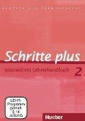 Schritte plus 2. Interaktives Lehrerhandbuch - DVD-ROM - Isabel Krämer-Kienle, Petra Klimaszyk