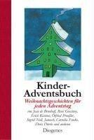 Kinder-Adventsbuch - John de Brunhoff, Rene` Goscinniy, Erich Kästner, Otfried Preußler, Ingrid Noll