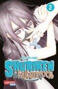 Shuriken und Faltenrock, Band 2 - Matsuri Hino