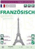 Französisch lernen 2. Aufbau CD-ROM -