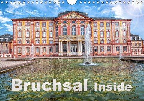 Bruchsal Inside (Wandkalender 2020 DIN A4 quer)