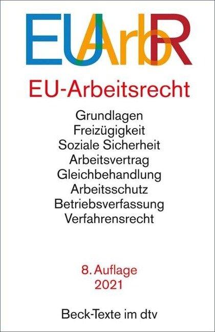 EU-Arbeitsrecht -