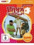 Pippi Langstrumpf TV-Serien Box - Astrid Lindgren