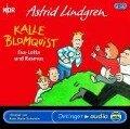 Kalle Blomquist, Eva-Lotta und Rasmus - Astrid Lindgren