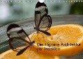 Die filigrane Architektur der Insekten (Wandkalender 2018 DIN A4 quer) - k. A. docskh