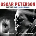 The Trio Live From Chicago - Oscar Peterson