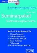 Seminarpaket Problemlösungstechniken - Hartmut Laufer