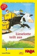 Lieselotte: Lieselotte teilt aus (Haba) -