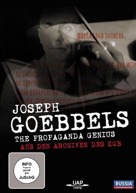 Joseph Goebbels - The Propaganda Genius - Aus den Archiven des KGB -
