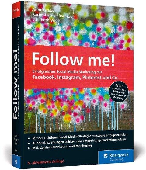 Follow me! - Anne Grabs, Karim-Patrick Bannour, Elisabeth Vogl