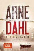 Sieben minus eins - Arne Dahl