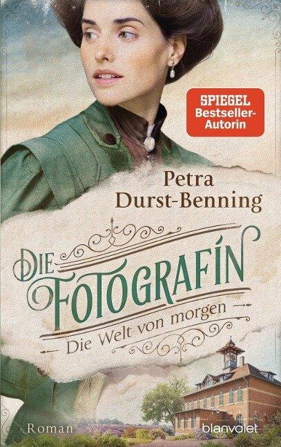 Die Fotografin - Die Welt von morgen - Petra Durst-Benning
