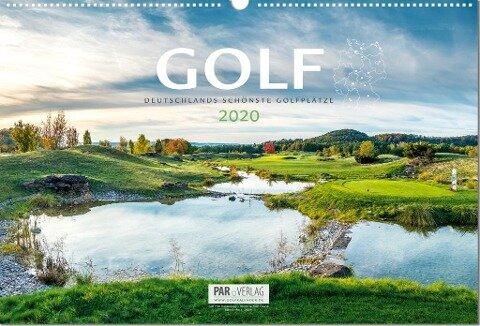 Golfkalender 2020 -