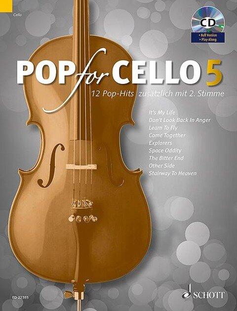 Pop For Cello 05 -