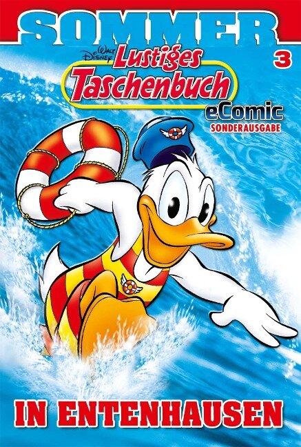 Lustiges Taschenbuch Sommer eComic Sonderausgabe 03 - Walt Disney