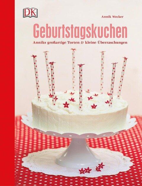 Geburtstagskuchen - Annik Wecker