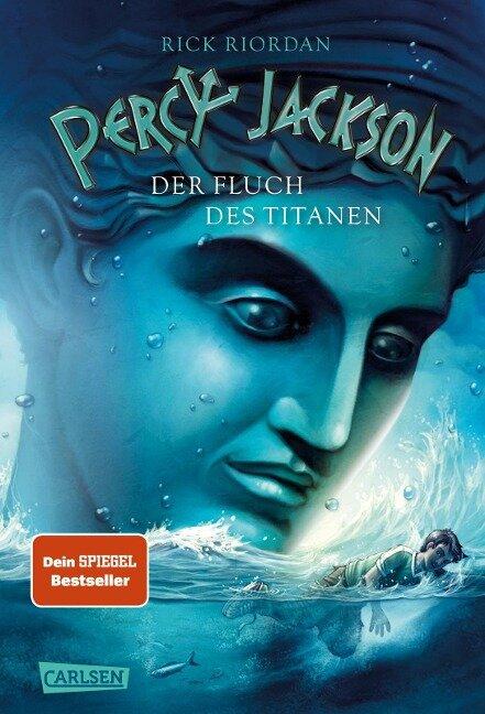 Percy Jackson 03. Der Fluch des Titanen - Rick Riordan