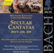 Weltliche Kantaten BWV 208+209 - Bach-Collegium/Rilling