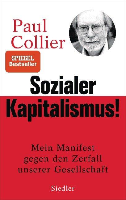 Sozialer Kapitalismus! - Paul Collier
