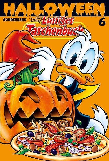 Lustiges Taschenbuch Halloween 06 - Disney