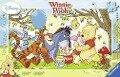 Disney Winnie the Pooh. Winnies Honigparty Rahmenpuzzle (15 Teile) -