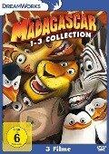 Madagascar 1-3 -
