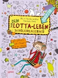 Mein Lotta-Leben. Mein Dein Lotta-Leben Schülerkalender 2017/2018 - Alice Pantermüller, Daniela Kohl