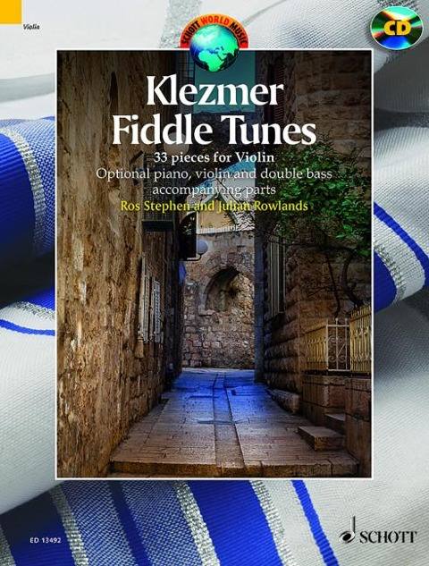 Klezmer Fiddle Tunes - Ros Stephen