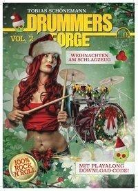 Drummers Forge: Weihnachten am Schlagzeug Vol. 2 - Tobias Schönemann