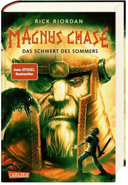 Magnus Chase 1: Das Schwert des Sommers - Rick Riordan