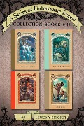 A Series of Unfortunate Events Collection: Books 10-13 - Lemony Snicket
