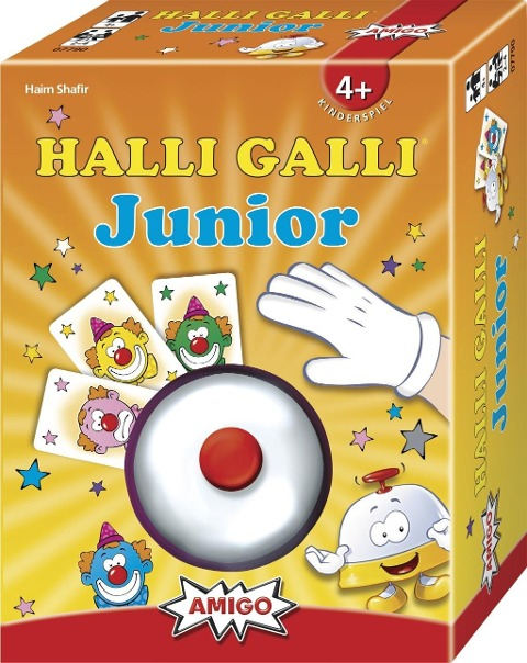 Halli Galli Junior - Haim Shafir