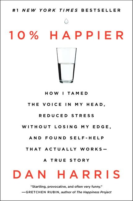 10 HAPPIER - DAN HARRIS