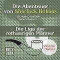 Die Abenteuer von Sherlock Holmes . Die Liga der rothaarigen Männer - Arthur Conan Doyle