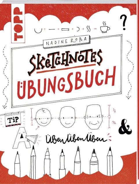 Sketchnotes Übungsbuch - Nadine Roßa