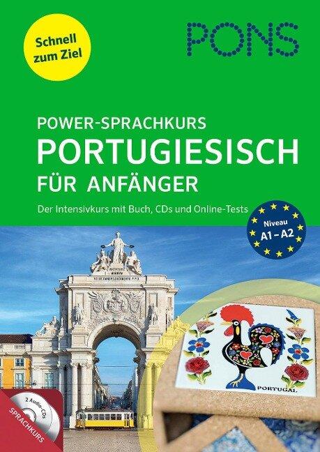 PONS Power-Sprachkurs Portugiesisch für Anfänger -