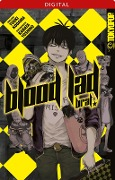 Blood Lad Brat 01 - Yuuki Kodama, Kanata Yoshino