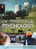 Occupational Psychology - John Mason