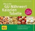 Die große GU Nährwert-Kalorien-Tabelle 2018/19 - Ibrahim Elmadfa, Doris Fritzsche, Erich Muskat