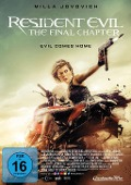 Resident Evil - The Final Chapter - Paul W. S. Anderson, Paul Haslinger