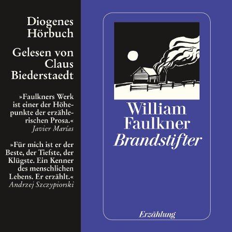 Brandstifter - William Faulkner