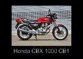 Honda CBX 1000 CB1 (Posterbuch DIN A2 quer) - Ingo Laue