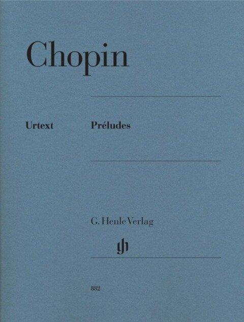 Préludes - Frederic Chopin