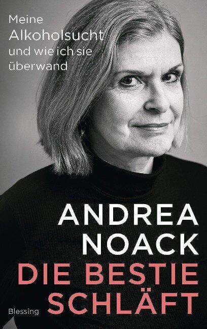 Die Bestie schläft - Andrea Noack