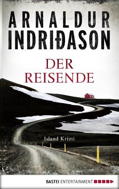 Der Reisende - Arnaldur Indriðason