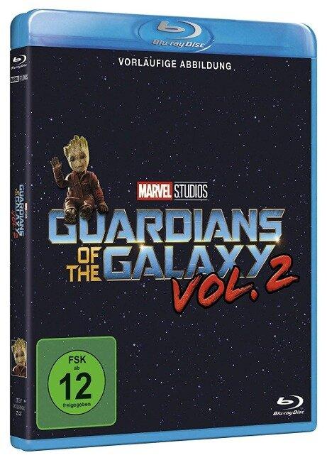 Guardians of the Galaxy Vol. 2 - James Gunn, Stan Lee, Jack Kirby, Gene Colan, Arnold Drake