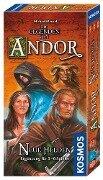 Die Legenden von Andor - Erweiterung - Neue Helden - Michael Menzel