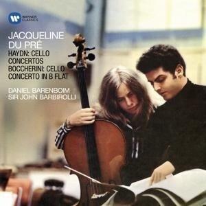 Cellokonzerte - Jacqueline/Barenboim Du Pre