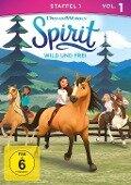 Spirit: Wild und frei Staffel 1 Volume 1 -